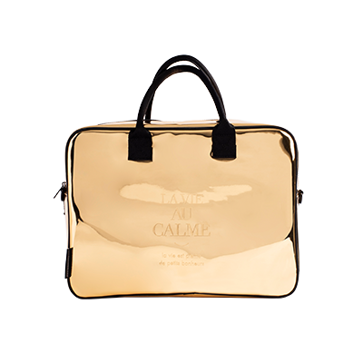 MERCI BAG GOLD Premium [L]